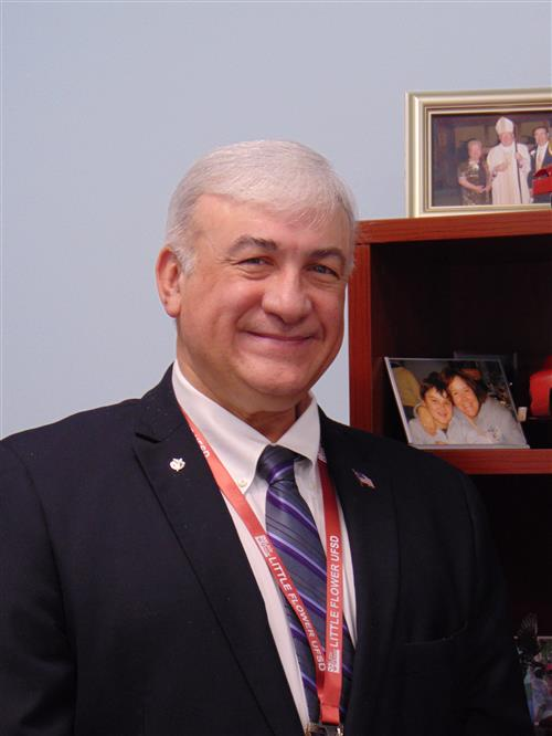 Dr. Philip Kenter, School Business Administrator