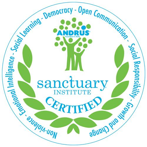 Sanctuary Institute Certified Seal Image